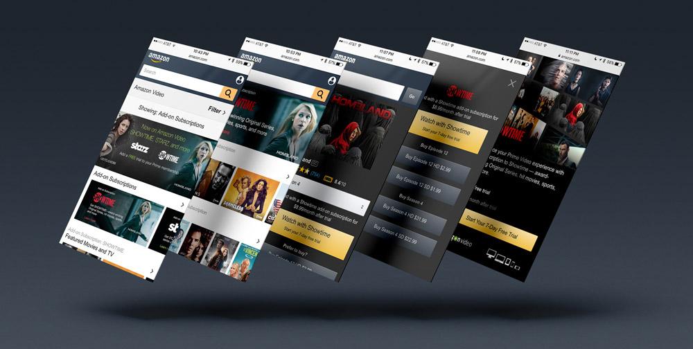 Amazon Video - 3P Subscriptions